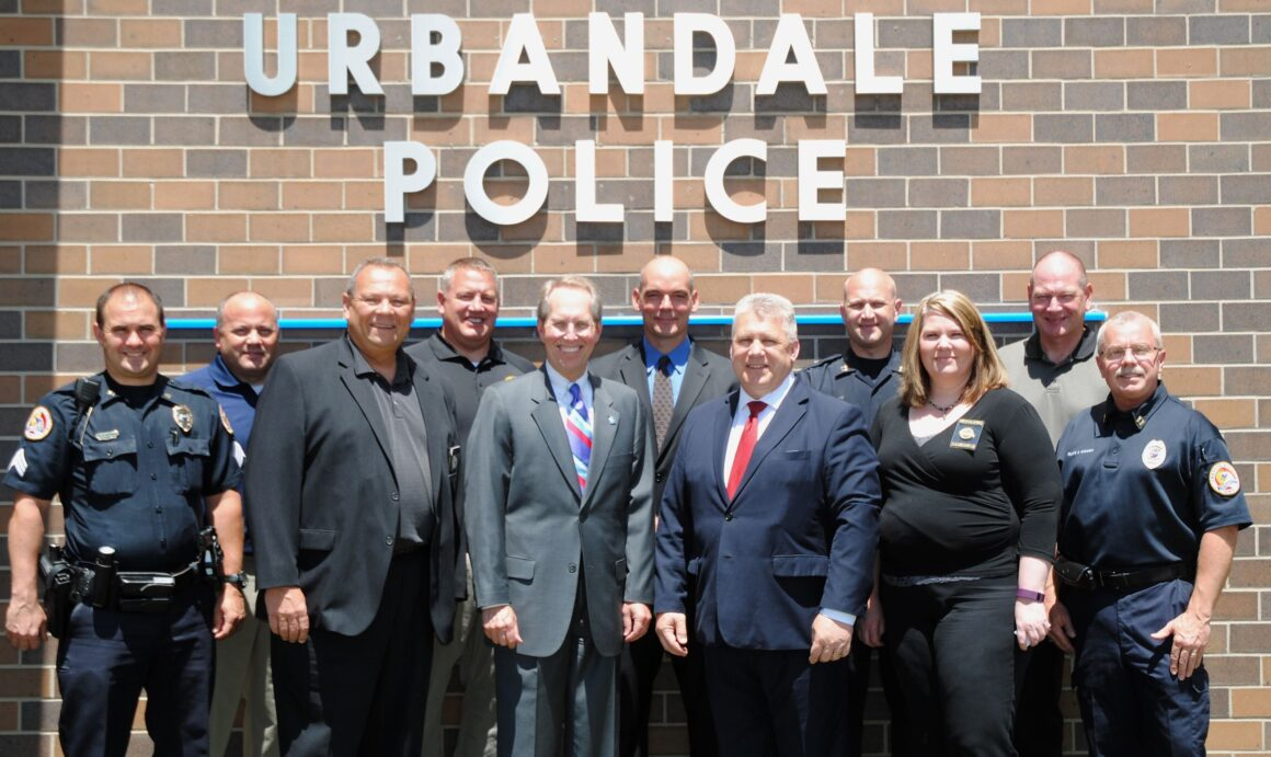 Urbandale Police Department